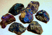 Crystals and Minerals – Peacock Ore Chakra Stone of Alignment