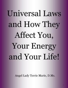 Universal Laws front cover